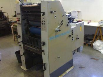 Roland PR 00 Sheet-Feed Offset Machinery