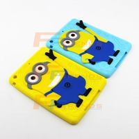 Minion For iPad Mini 3 2 1 Leather Smart Cover Stand Case