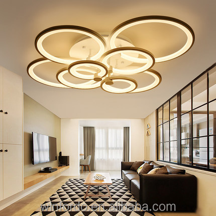 Modern Creative Pendant European Adjustable Chandelier Decoration Led Ceiling <strong>Light</strong>