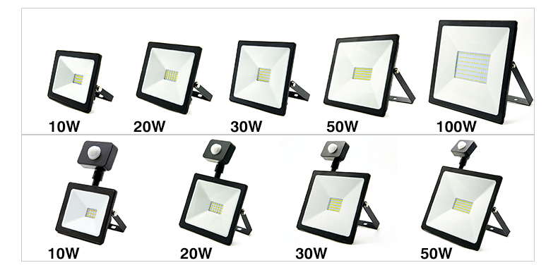 2019 new Popular LED flood light 100W