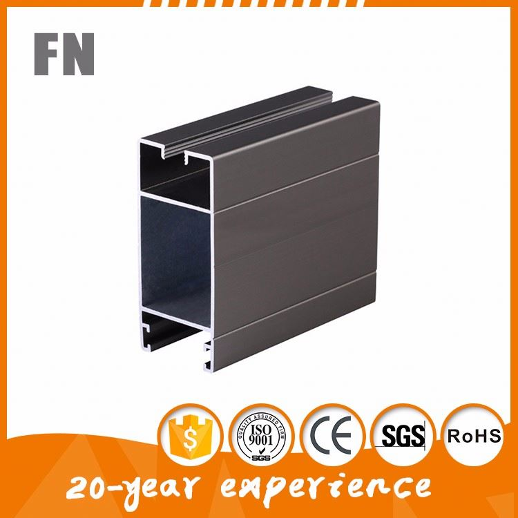 Industry used aluminum extrusion thin