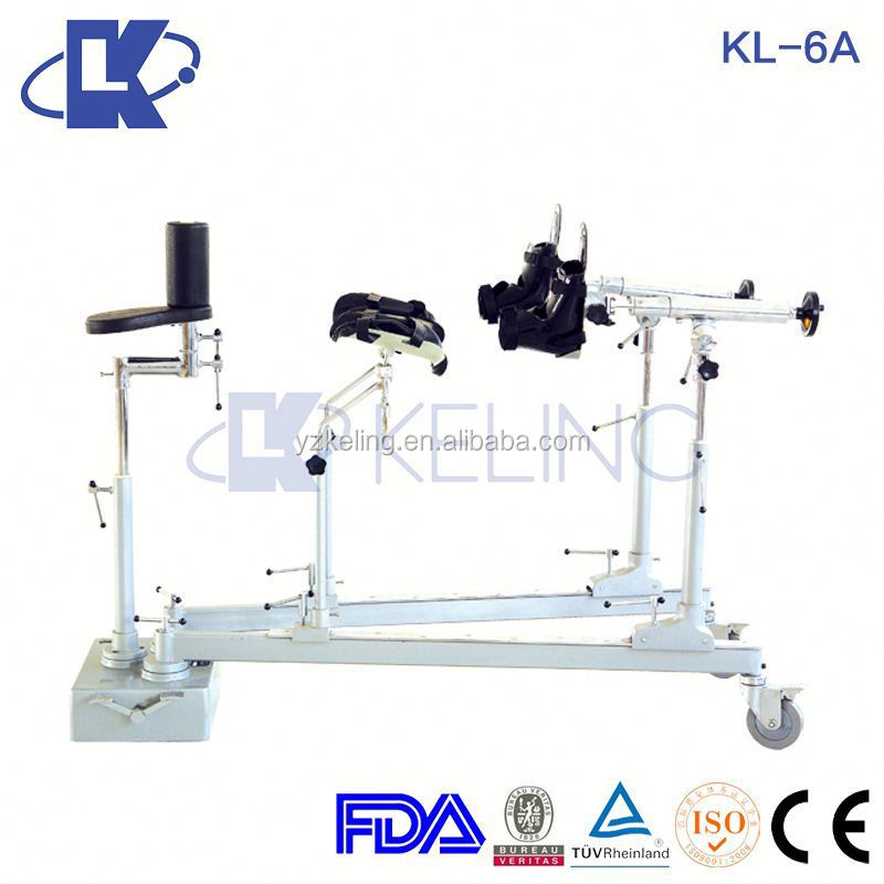KL-6 Orthopedic Frame Stainless Steel Orthopedic Traction Frame Newest & Best Price hospital orthopedic frames