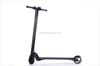 china wholesale carbon fiber folding lithium electric moped scooter only 6.3kgs