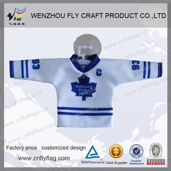 Custom wholesale various mini sports jersey for soccer fans