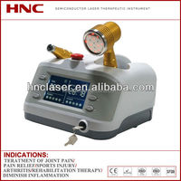 CE 808nm hnc laser acupuncture laser equipment for pain relief