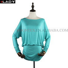 long sleeve shirt dress for women