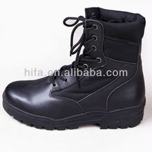 Black Police boots Battle Serials boot combat boots
