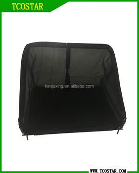 Professional grass bag for lawn mower
