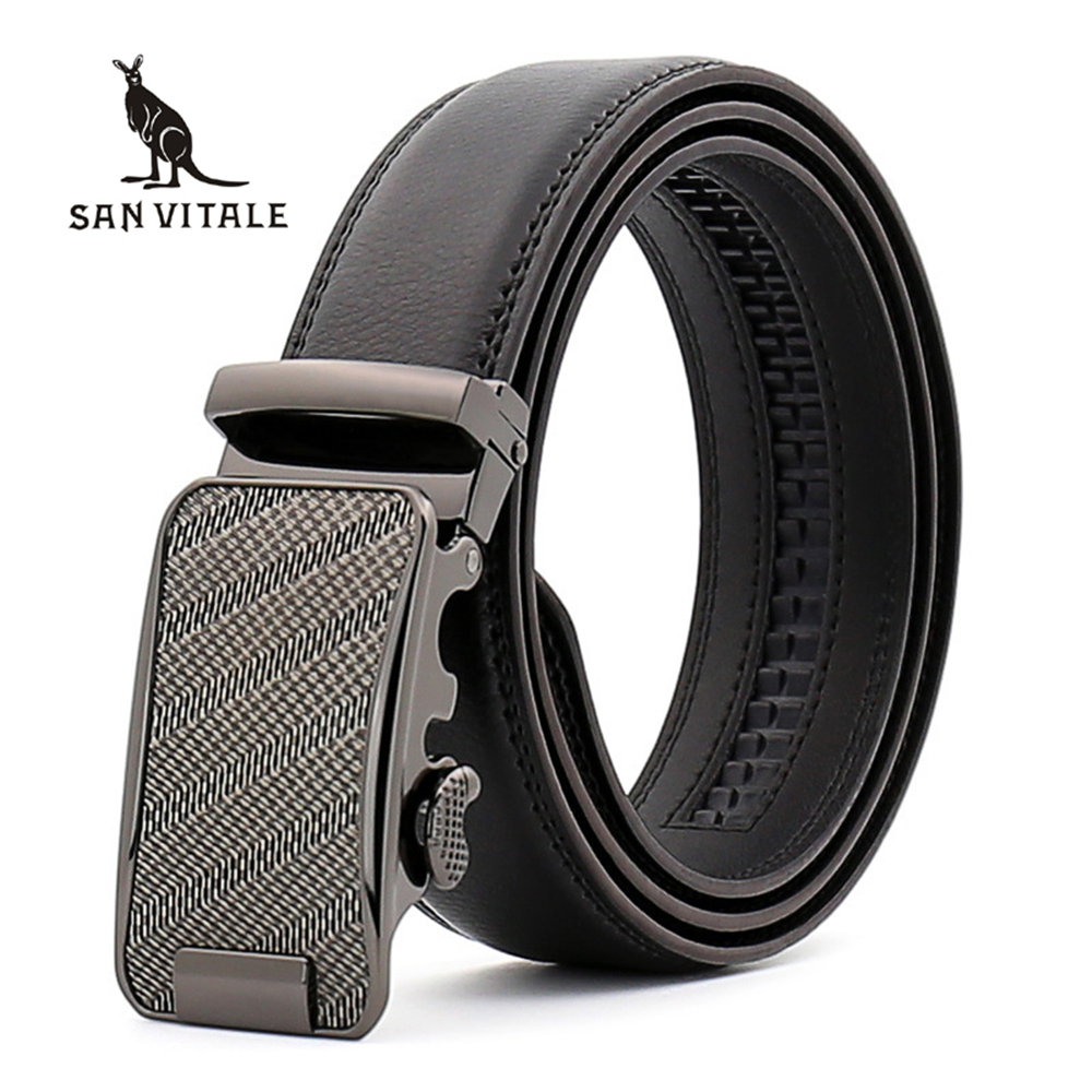 <strong>Belt</strong> For Men <strong>Belts</strong> Genuine Leather Elastic Straps Large Size Buckle Cowskin 2018 New High Quality Reversible Designer Casual