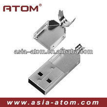 A Type Male USB 3.0 Flash Drive