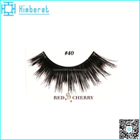 Free sample new style natural fake eyelashes