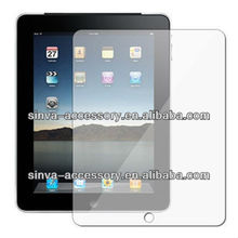 Anti glare tablet screen protector /guard For Sam Galaxy Note N8000 10.1