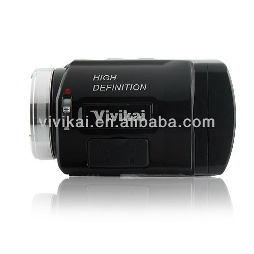 "Cheap 720P 12MP digital camcorder with 2.4"" color screen MP3 player function"