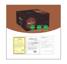 Coffee with ganoderma extract Made in China instant coffee powder