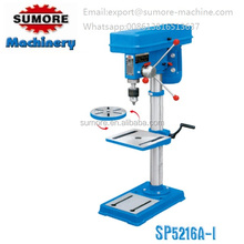 Shanghai 16mm zj4116 bench drill press drilling machine SP5216A-I