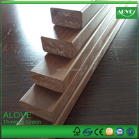 Recyclable Material ANTI-UV WPC Water Proof Wall Cladding Exterior wall panel.