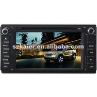 "6.2"" Car Auto Multimedia DVD Player for JEEP Grand Cherokee with 8CD Virtual,IPOD,PIP,TV and and Navigation"