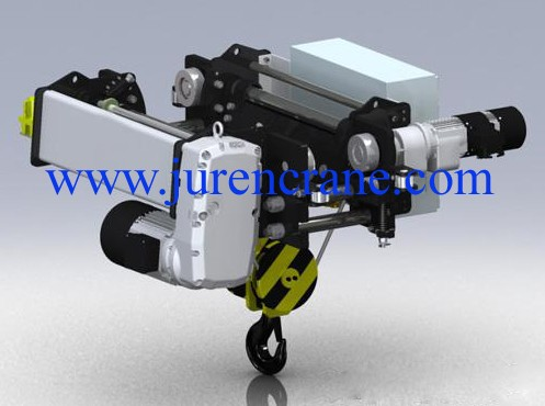 Beautiful Appearance European Style Electric Hoist