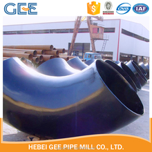 carbon steel long radius seamless elbow