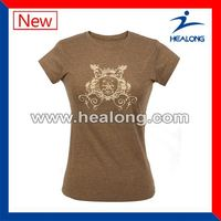 Healong Manufacturers Cheap Brand T Shirts 1 Euro