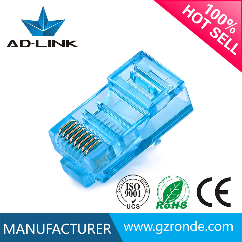 High Quality UTP FTP STP RJ45 Connector