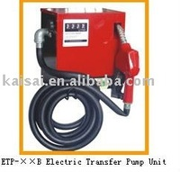 ETP-40B diesel driven centrifugal pumps