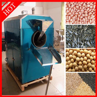 Automatic peanut roaster/peanut roaster machine/corn roaster for sale used