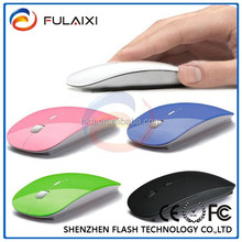 Wholesale price cool and fashion mini computer wireless mouse