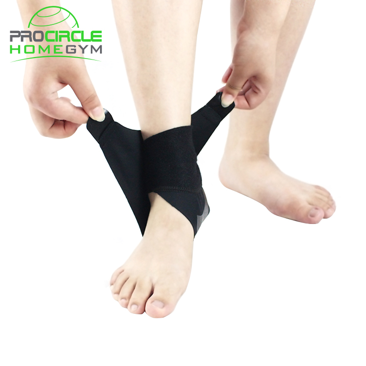 Hoge kwaliteit Sport Compressie Nylon Ankle Brace Protector