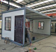 Hot selling easy and fast build folding container office for india