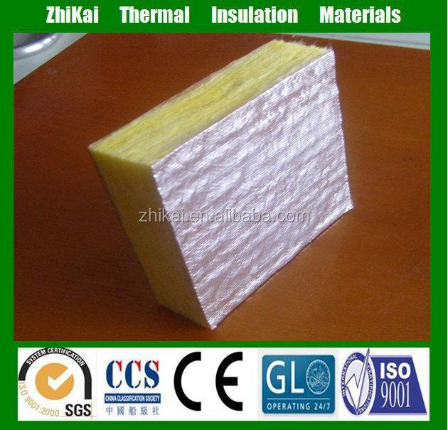 China Supplier Wholesale Fireproof Insulation Glass Wool