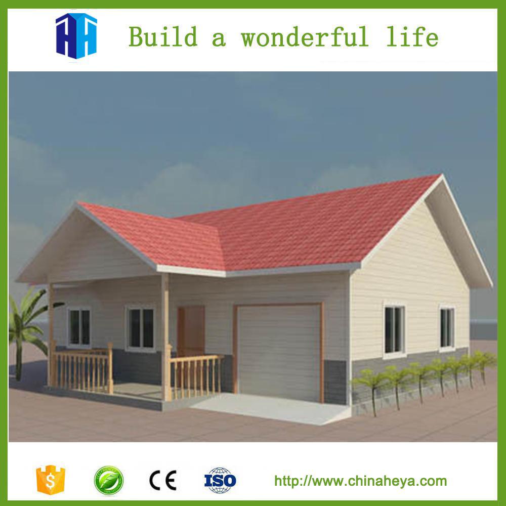 Prefab A Frame House