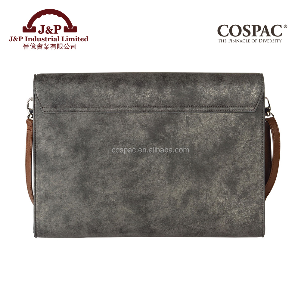 Wholesale Functional Design with PU Leather case for 13 inches Laptop / 12.9 inches Tablet Case