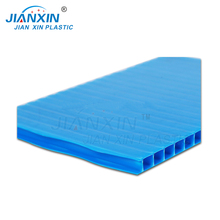 Factory Cheap Wholesale corrugated plastic box price for packaging