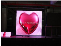 small pixel HD indoor LED display/mobile LED display/stage LED display