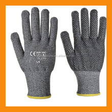 Level 5 Cut Resistance Sabre Dot Glove