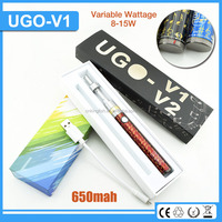china wholesale big vaporizer ugo-V1/V2 skull e-cigarette