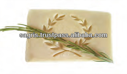 Handmade Olive Oil Soap with Herbal