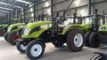 High Quantity Farm Tractor from 130HP to 30HP