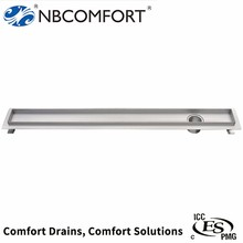 Provide order-running report bathroom side drain shower