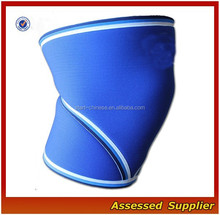 Professional Customize High Quality 100% Neoprene 7mmHg Compression Knee sleeve/Leg Support---AMY157220