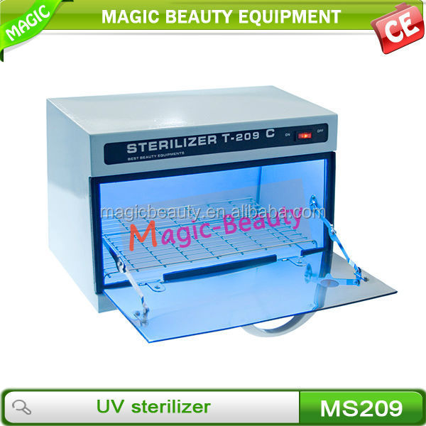 2015 Simple and practical uv food sterilizer