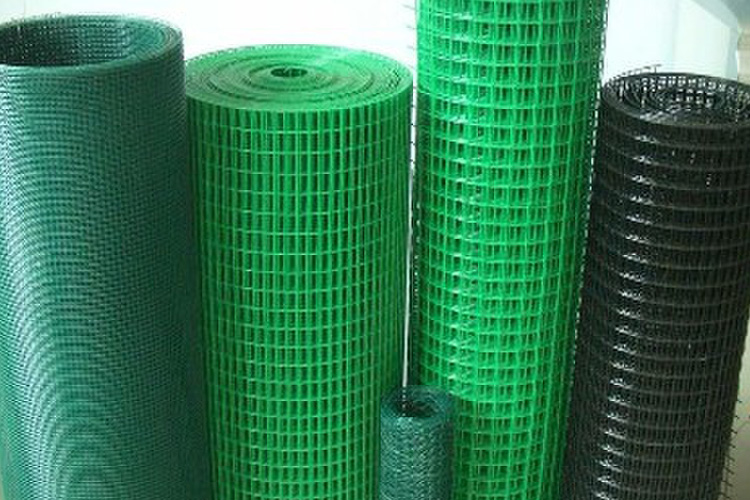 new hot galvanized welded wire mesh factory with low price