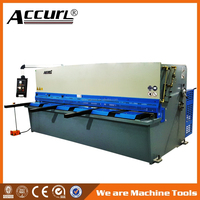 Hot sale with best price plates hydraulic swing beam shearing machine
