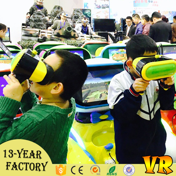 canton fair 2017 new business ideas vr baby bear virtual vr baby <strong>games</strong>
