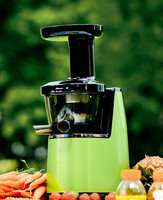 2015 the latest 43RPM AC motor slow juicer,new korea Hurom cold press juicer , the latest Hurom slow juicer