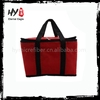 New custom new products pp non woven bag, large size tote cooler bag, non woven wine cooler bag