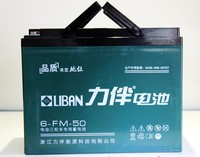 12V Recharge Battery 6-FM-50