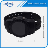 prinsoner bracelet with cut-off alarm/gps tracking watch
