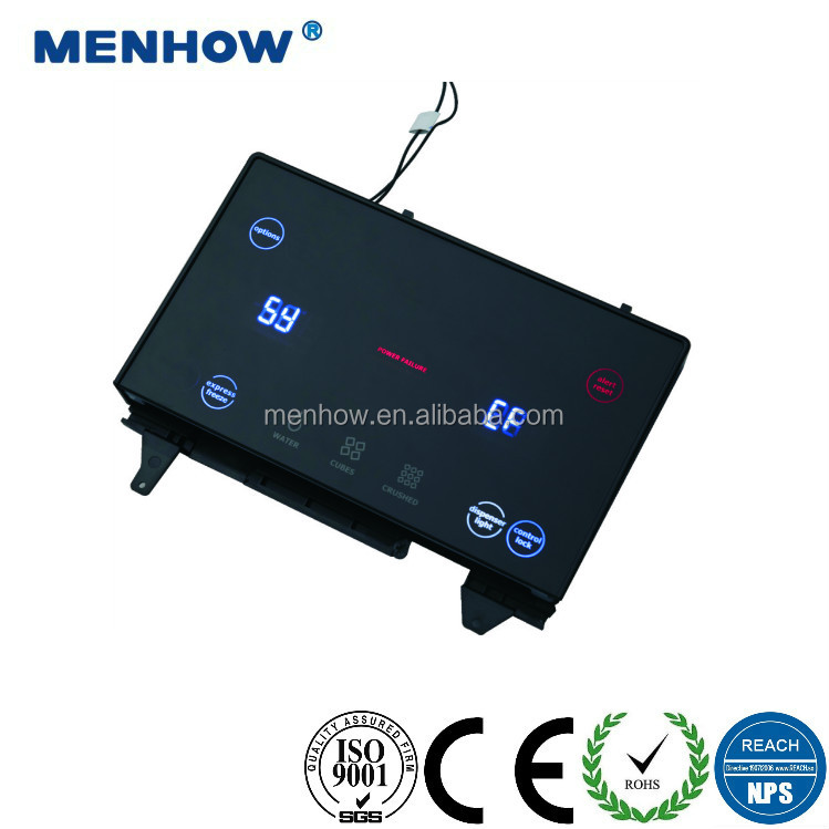 wholesale cheap price customized led membrane switch electronic keyboards